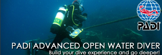 advanced open water diver 2018